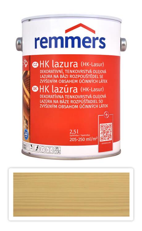 REMMERS HK lazura - ochranná lazura na dřevo pro exteriér 2.5 l Hemlock
