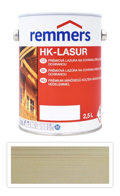 REMMERS HK-lasur - ochranná lazura na dřevo pro exteriér 2.5 l Bezbarvá