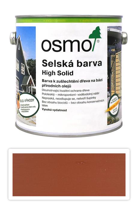 Selská barva OSMO 2.5l Cedr - červené dřevo 2310
