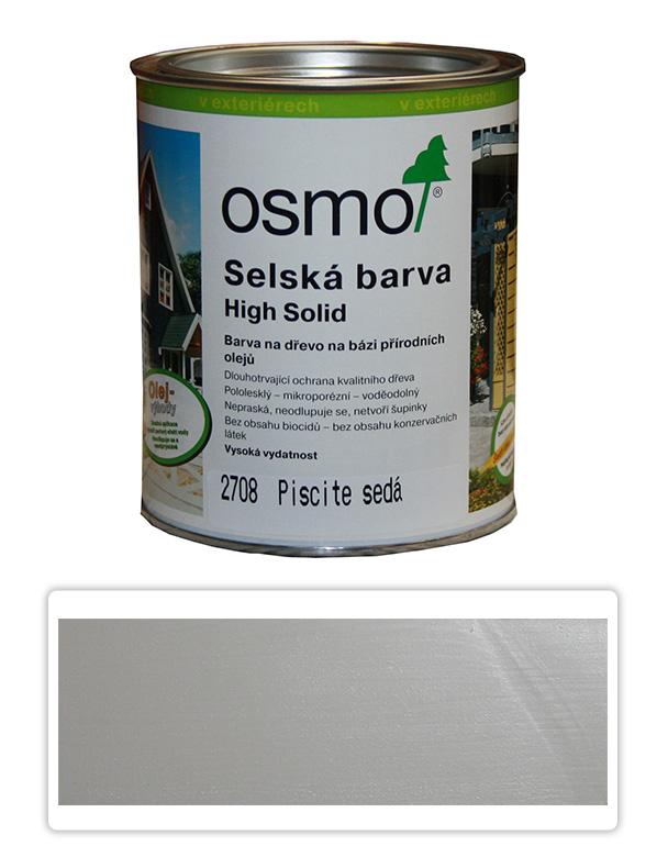 Selská barva OSMO 0.75l Písková šeď 2708