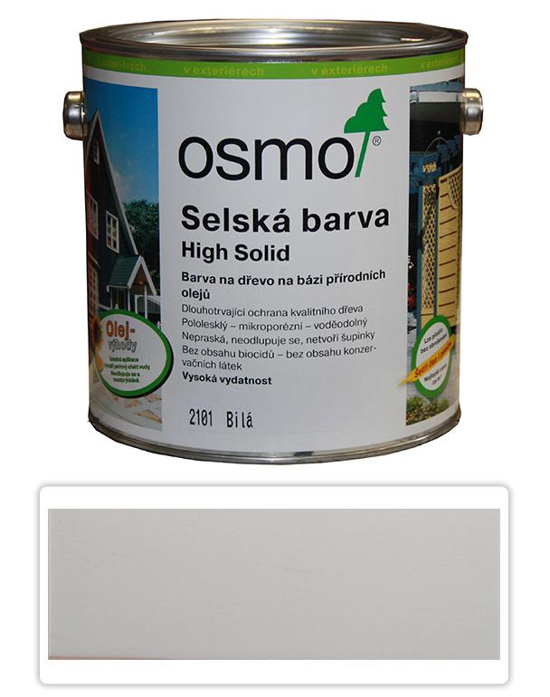 Selská barva OSMO 2.5l Bílá 2101