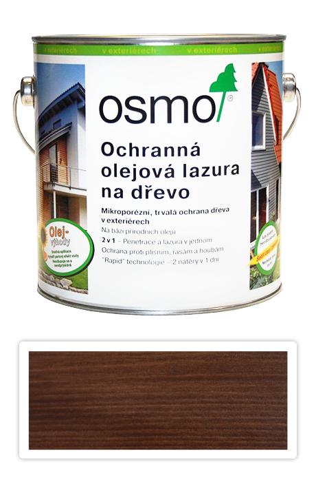 Ochranná olejová lazura OSMO 0.75l Palisandr 727