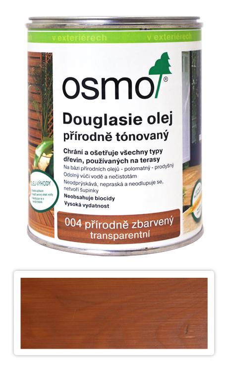 OSMO Speciální olej na terasy 0.75 l Douglasien 004