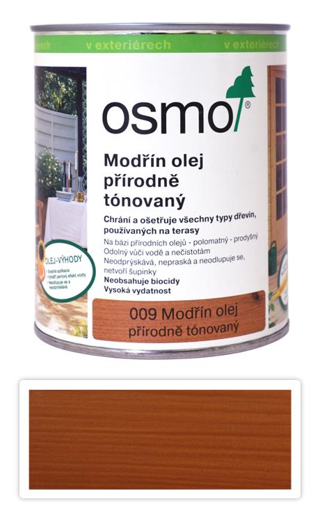 OSMO Speciální olej na terasy 0.75 l Modřín 009