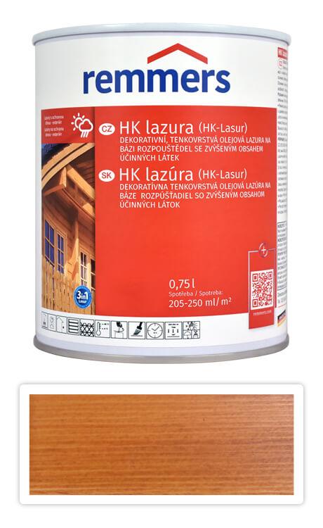 REMMERS HK lazura - ochranná lazura na dřevo pro exteriér 0.75 l Pinie