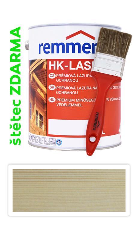 REMMERS HK-lasur - ochranná lazura na dřevo pro exteriér 5 l Bezbarvá