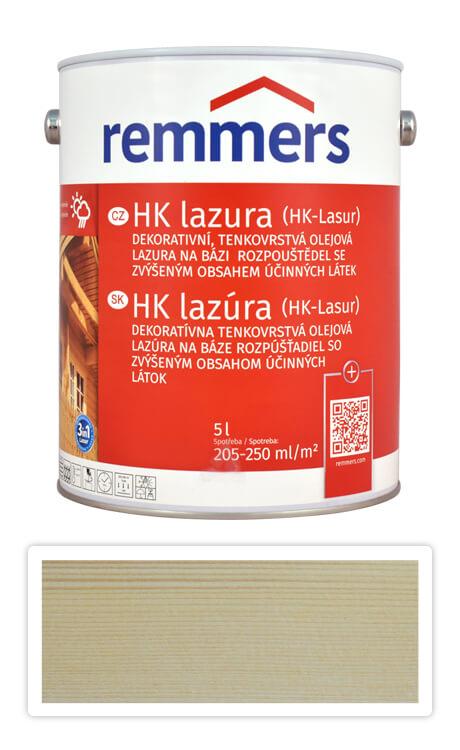 REMMERS HK lazura - ochranná lazura na dřevo pro exteriér 5 l Bezbarvá