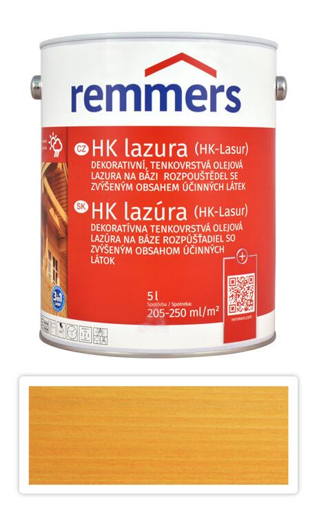 REMMERS HK lazura - ochranná lazura na dřevo pro exteriér 5 l Borovice