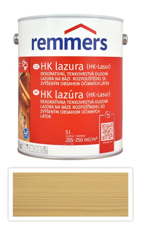 REMMERS HK lazura - ochranná lazura na dřevo pro exteriér 5 l Hemlock
