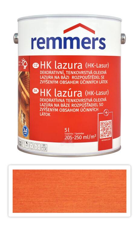 REMMERS HK lazura - ochranná lazura na dřevo pro exteriér 5 l Mahagon