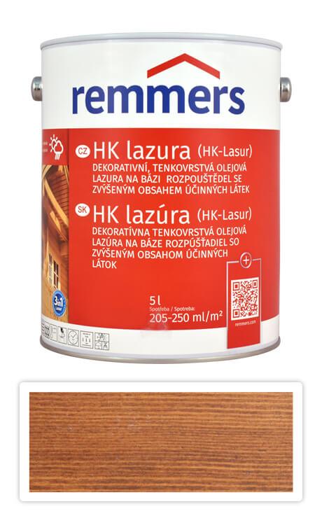 REMMERS HK lazura - ochranná lazura na dřevo pro exteriér 5 l Ořech