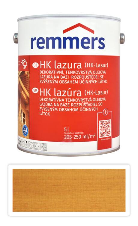 REMMERS HK lazura - ochranná lazura na dřevo pro exteriér 5 l Dub rustikální