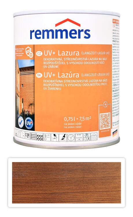 REMMERS UV+ Lazura - dekorativní lazura na dřevo 0.75 l Ořech