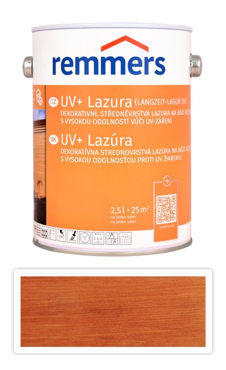 REMMERS UV+ Lazura - dekorativní lazura na dřevo 2.5 l Teak