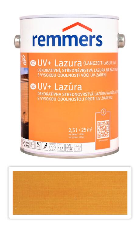 REMMERS UV+ Lazura - dekorativní lazura na dřevo 2.5 l Borovice