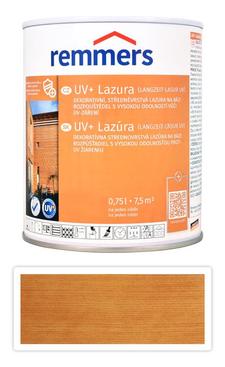 REMMERS UV+ Lazura - dekorativní lazura na dřevo 0.75 l Pinie