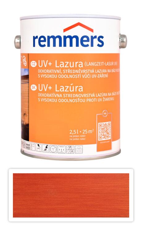 REMMERS UV+ Lazura - dekorativní lazura na dřevo 2.5 l Mahagon