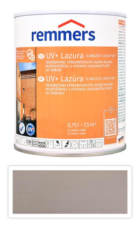REMMERS UV+ Lazura - dekorativní lazura na dřevo 0.75 l Bílá