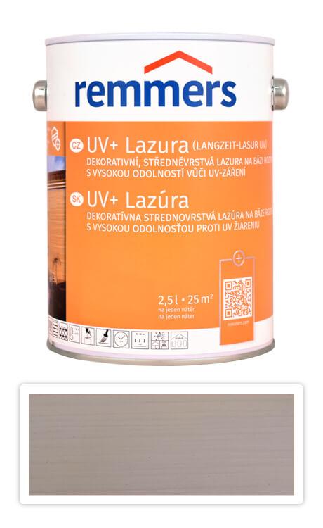 REMMERS UV+ Lazura - dekorativní lazura na dřevo 2.5 l Bílá