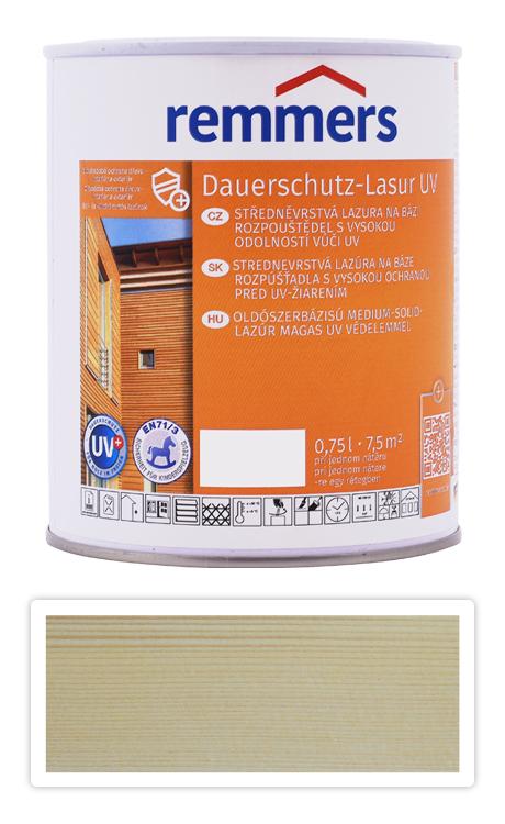 REMMERS Dauerschutz-lasur UV - dekorativní lazura na dřevo 0.75 l Bezbarvá
