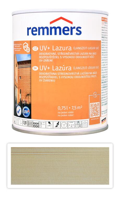 REMMERS UV+ Lazura - dekorativní lazura na dřevo 0.75 l Bezbarvá