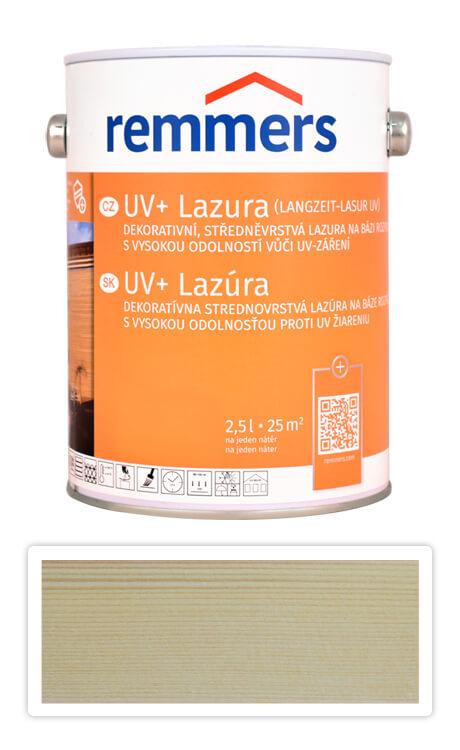 REMMERS UV+ Lazura - dekorativní lazura na dřevo 2.5 l Bezbarvá