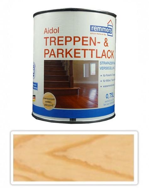 Treppen & Parkettlack Remmers- Polyuretanový lak 0,75l Bezbarvý matný