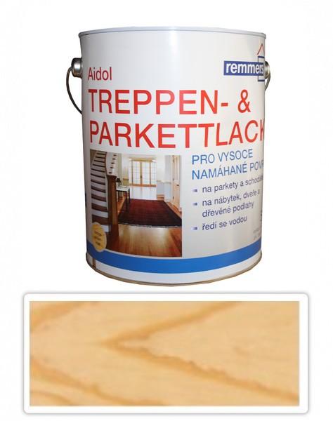 Treppen & Parkettlack Remmers- Polyuretanový lak 5l Bezbarvý matný