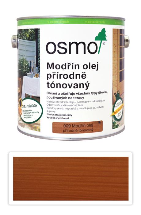 Osmo terasový olej 2,5l modřín olej 009