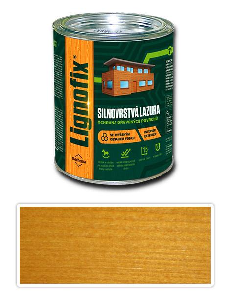 Lignofix silnovrstvá lazura 0.75l jilm