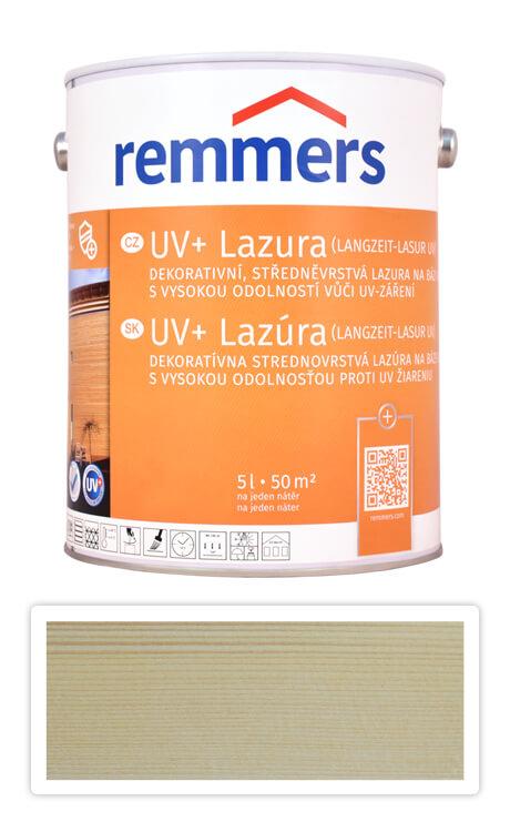 REMMERS UV+ Lazura - dekorativní lazura na dřevo 5 l Bezbarvá