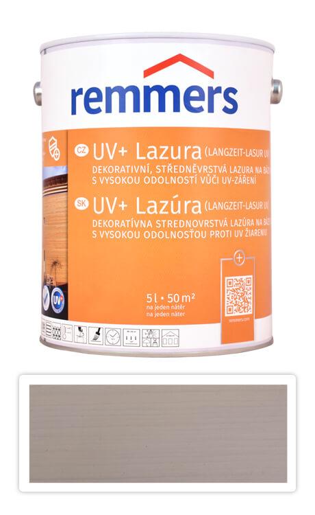 REMMERS UV+ Lazura - dekorativní lazura na dřevo 5 l Bílá