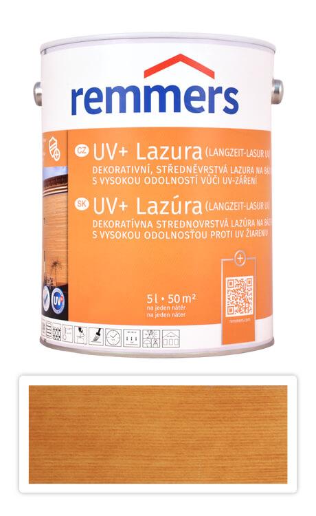 REMMERS UV+ Lazura - dekorativní lazura na dřevo 5 l Pinie