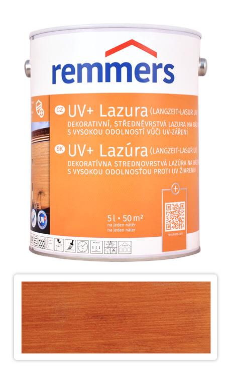 REMMERS UV+ Lazura - dekorativní lazura na dřevo 5 l Teak