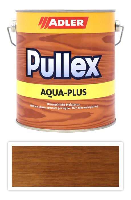 ADLER Pullex Aqua-Plus - vodou ředitelná lazura na dřevo 2.5 l Ořech LW 02/3