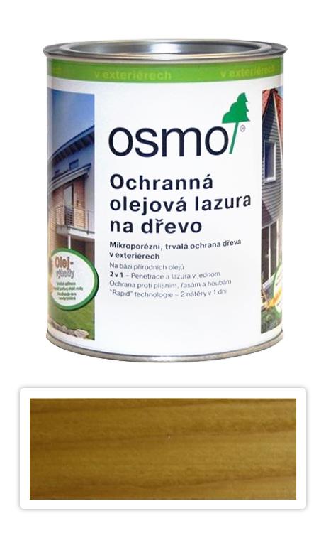 Ochranná olejová lazura OSMO 0,75l dub světlý 732