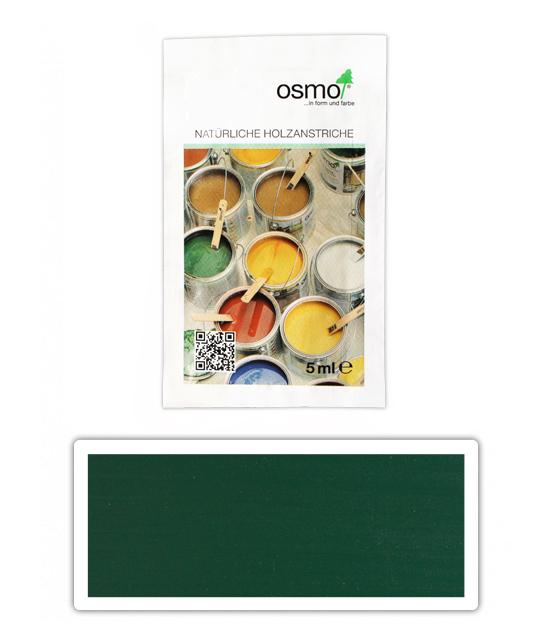 Osmo Selská barva Jedlová zeleň 2404 - vzorek 0,005 l