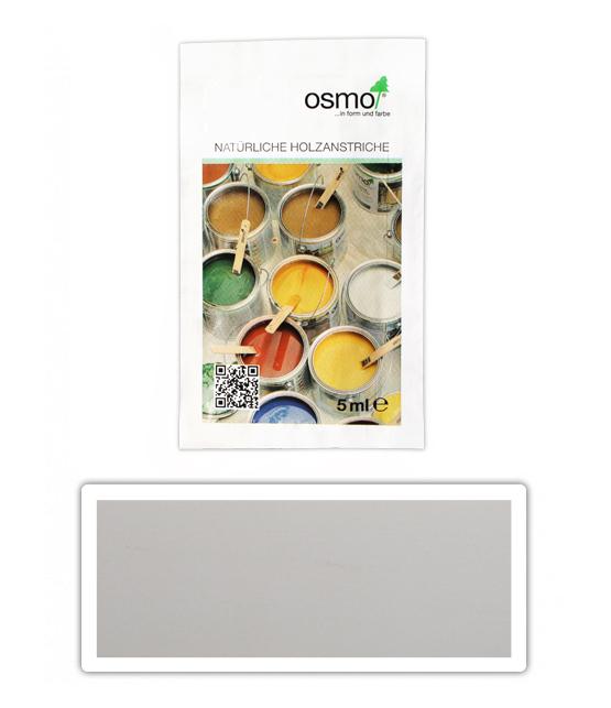 Osmo Selská barva bílá vzorek 5ml - 2101