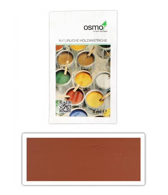 Osmo Selská barva cedr-červená 2310 - vzorek 0,005 l