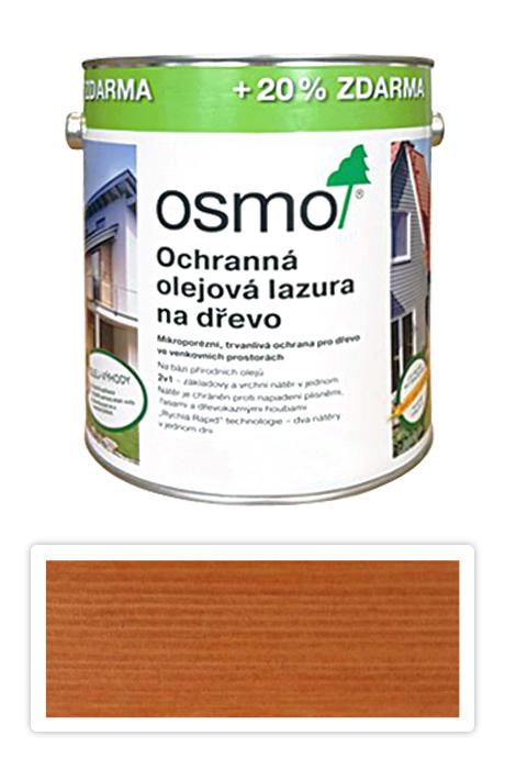 OSMO Ochranná olejová lazura na dřevo Cedr 3l 728