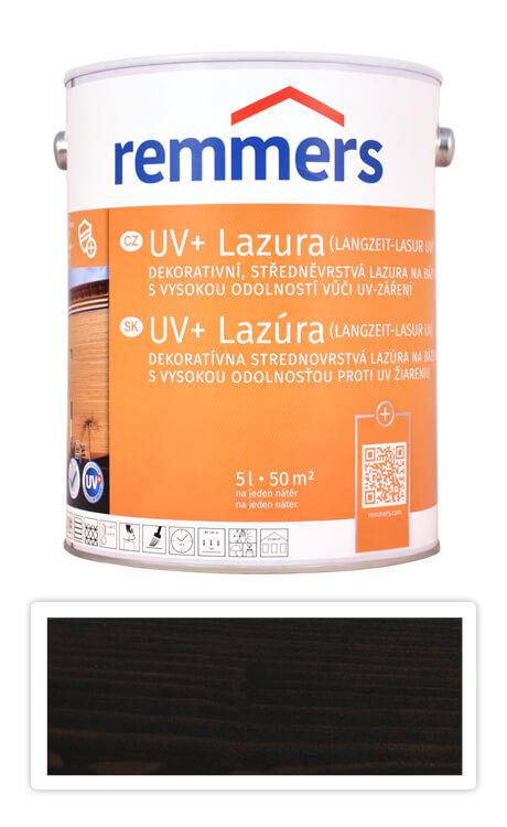 REMMERS UV+ Lazura - dekorativní lazura na dřevo 5 l Eben