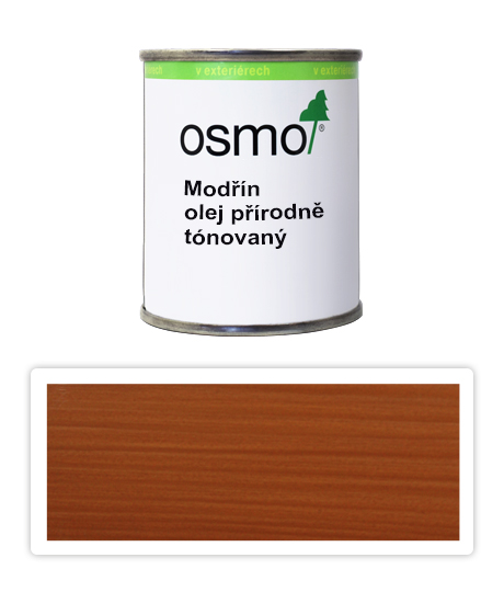 OSMO Speciální terasový olej 0.125l Modřín 009