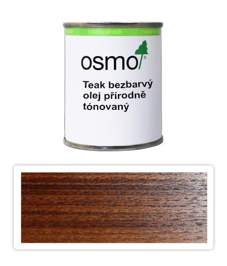 OSMO Speciální terasový olej 0.125l Teak bezbarvý 007