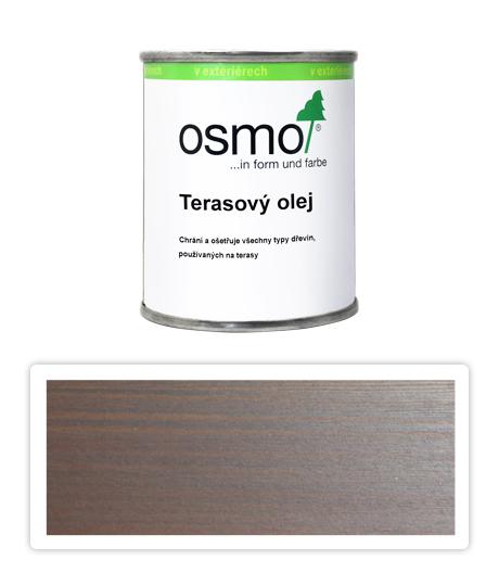 OSMO Terasový olej 0.125 l Šedý 019
