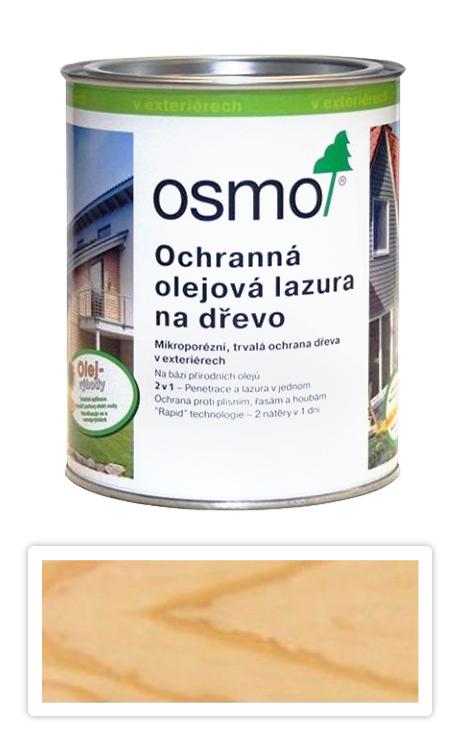 OSMO Ochranná olejová lazura 0.75 l Bezbarvá matná 701