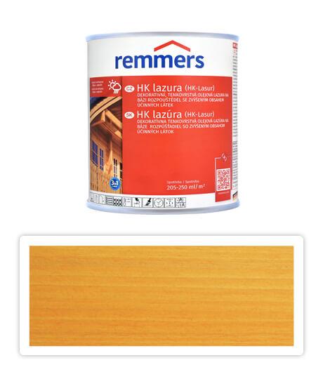 REMMERS HK lazura - ochranná lazura na dřevo pro exteriér 0.1 l Borovice