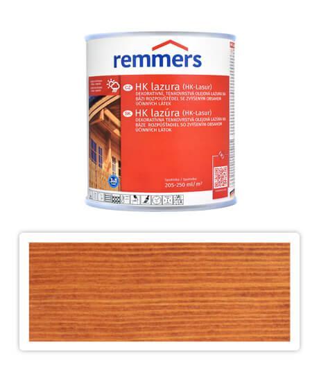 REMMERS HK lazura - ochranná lazura na dřevo pro exteriér 0.1 l Kaštan