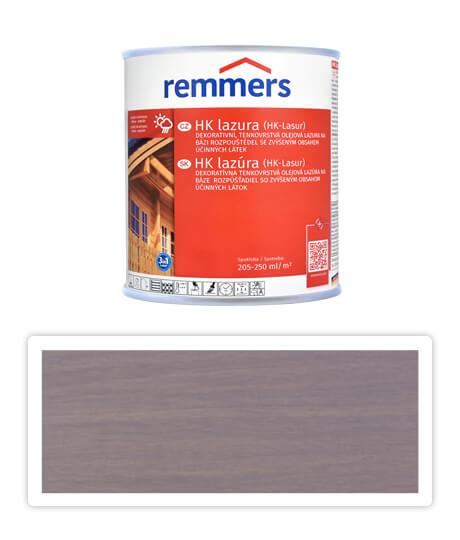 REMMERS HK lazura - ochranná lazura na dřevo pro exteriér 0.1 l Stříbrnošedá