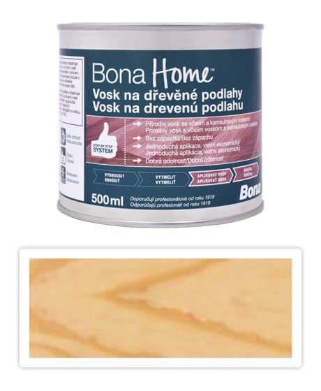 BONA Home Vosk na dřevěné podlahy 0.5 l Bezbarvý