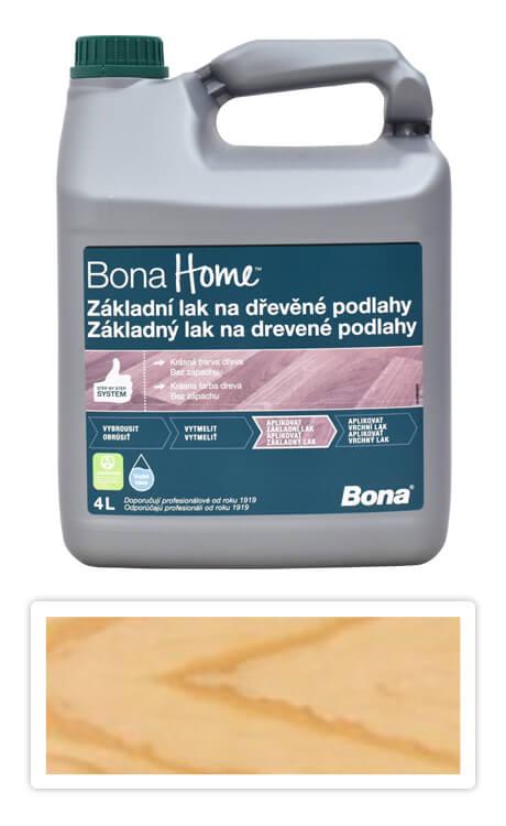 BONA Home Základní lak na dřevěné podlahy 4 l Bezbarvý
